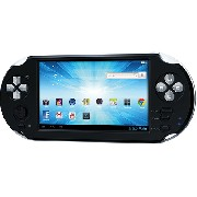 Tablet gamer - preto